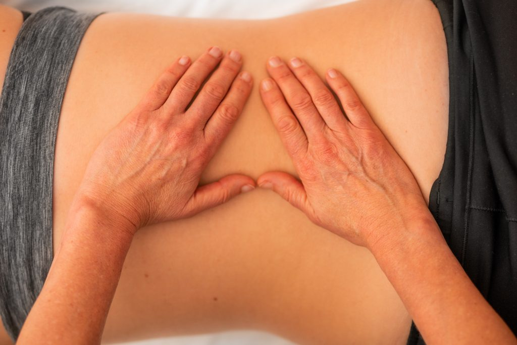 Individual with physical disabilities usually have to deal with pain and use numerous techniques for pain relief, including massage